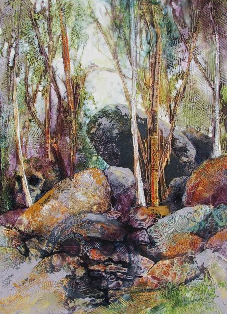 landscape art workshop