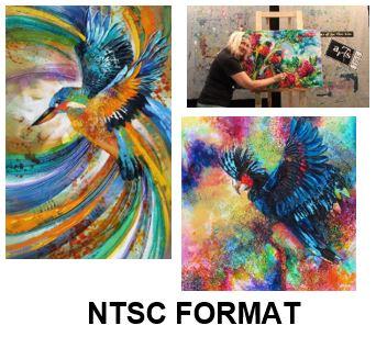 DVDs NTSC Format